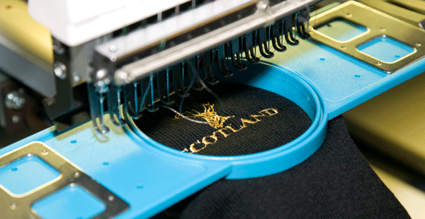 Clothing Embroidery