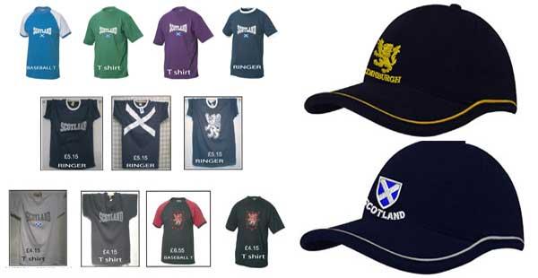 T-Shirts caps